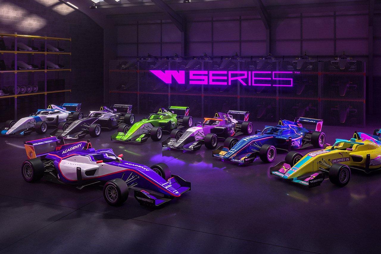 Wシリーズ、2022年からチームベースのチャンピオンシップに移行 / F1のサポートイベントとして開催の女性ドライバーによるフォーミュラレース