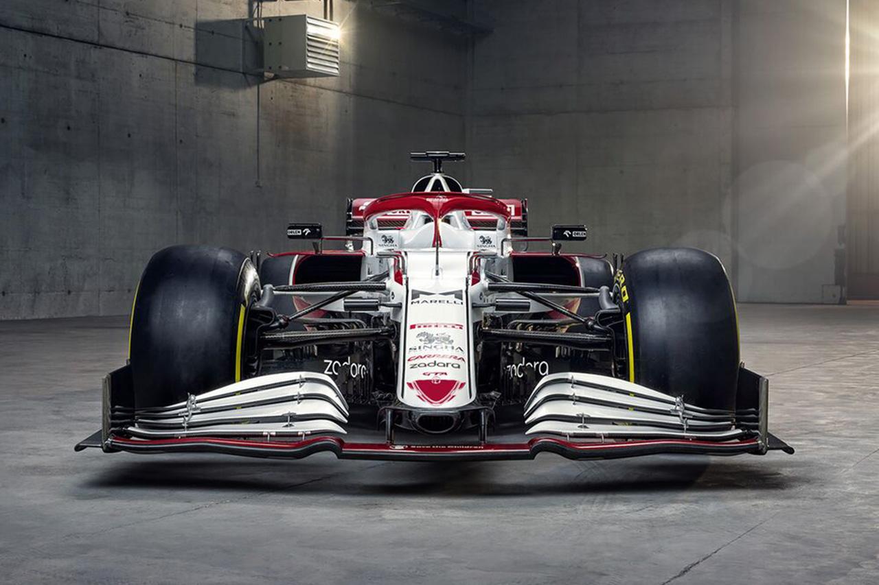 アルファロメオF1 C41 2021年 F1シュタイアーマルクGP