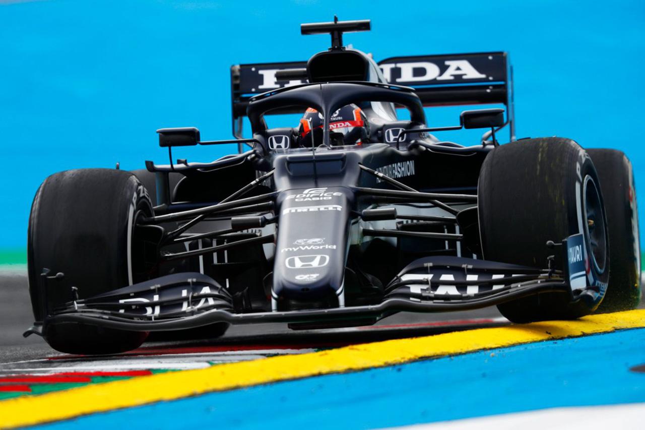 F1シュタイアーマルクGP 予選Q1:ホンダF1勢は全4台がQ2進出。角田裕毅は4番手通過