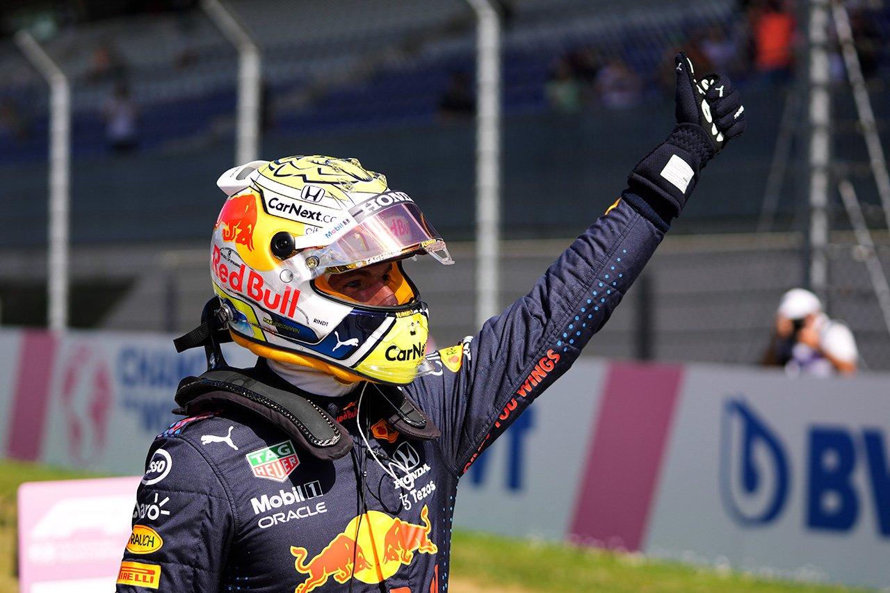 F1シュタイアーマルクGP 予選:フェルスタッペンが今季3回目のPP獲得!ホンダF1エンジン全4台がトップ10入り!