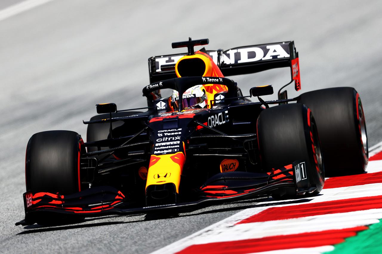 マックス・フェルスタッペン(レッドブル・ホンダ) 今季3回目のポールポジション / 2021年 F1シュタイアーマルクGP