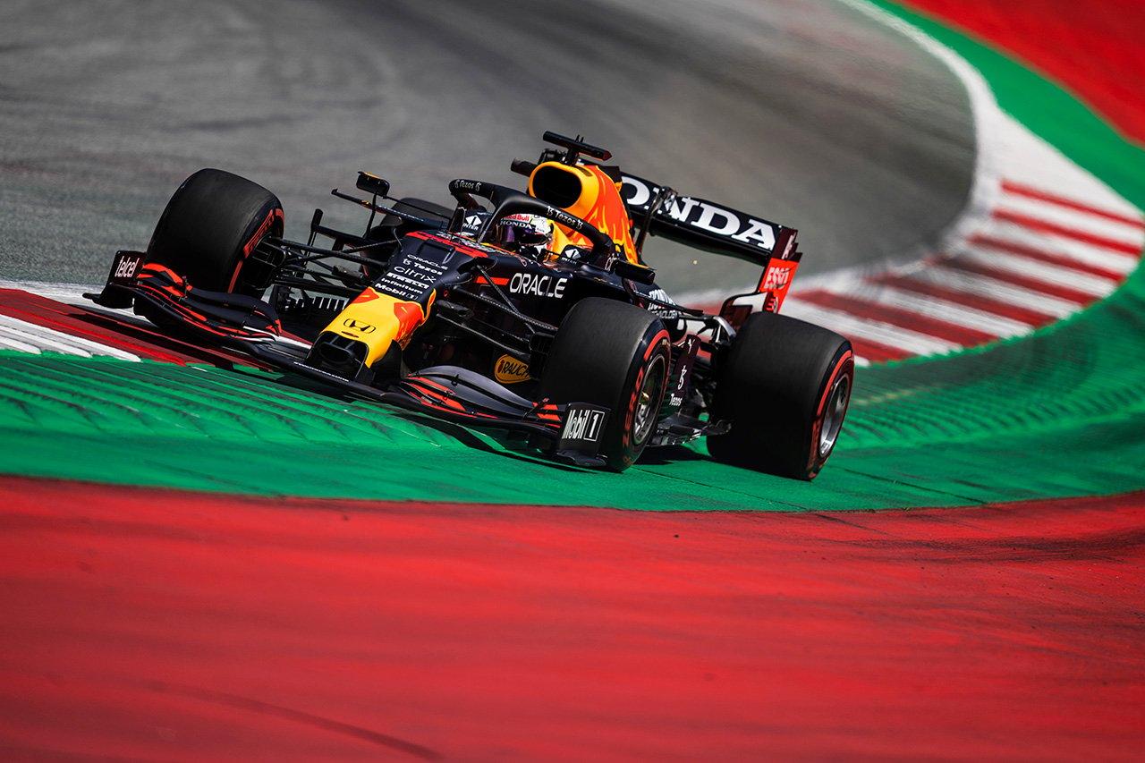 【速報】 F1シュタイアーマルクGP 予選:フェルスタッペンが圧巻ポール!角田裕毅は8番手