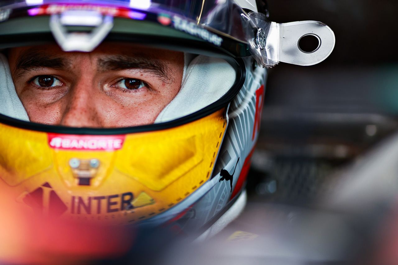セルジオ・ペレス 「マシンにはポテンシャルがある。ロングランは強み」 / F1シュタイアーマルクGP 金曜フリー走行