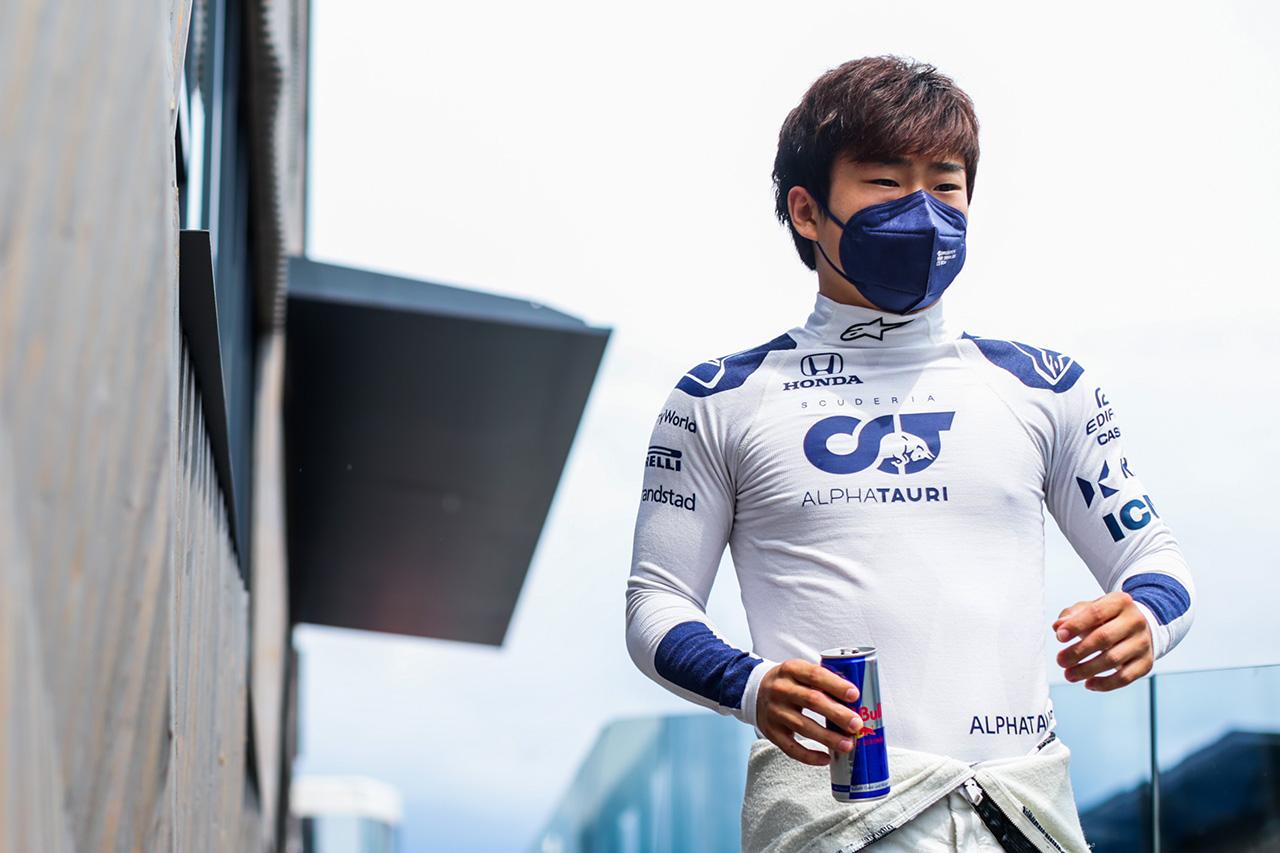 角田裕毅、15番手「ロングランで少しマシンバランスに苦戦」 / F1シュタイアーマルクGP 金曜フリー走行