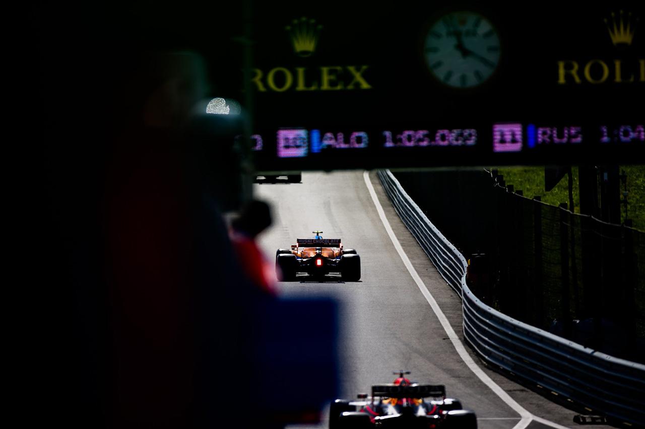 F1シュタイアーマルクGP 予選:ドライバーコメント(11番手~20番手)