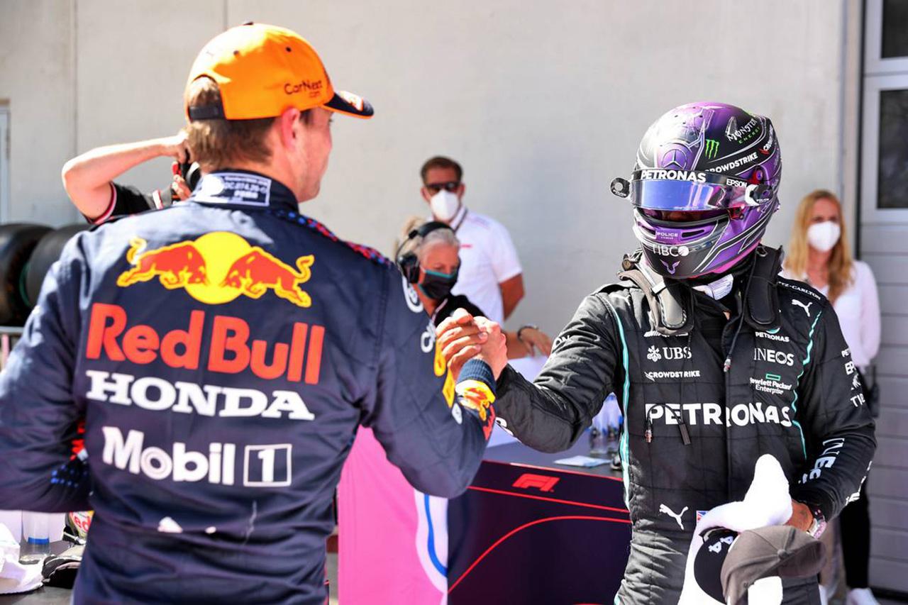 2021年 F1シュタイアーマルクGP 予選:トップ10 ドライバーコメント