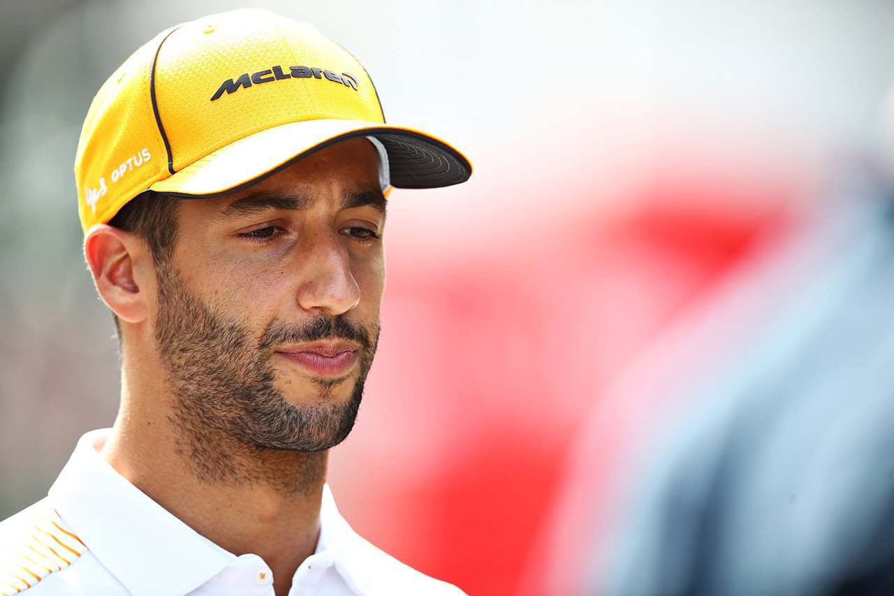 マクラーレンF1のダニエル・リカルド、ノリスとのペース差に困惑 「何で?!」 / F1シュタイアーマルクGP 予選