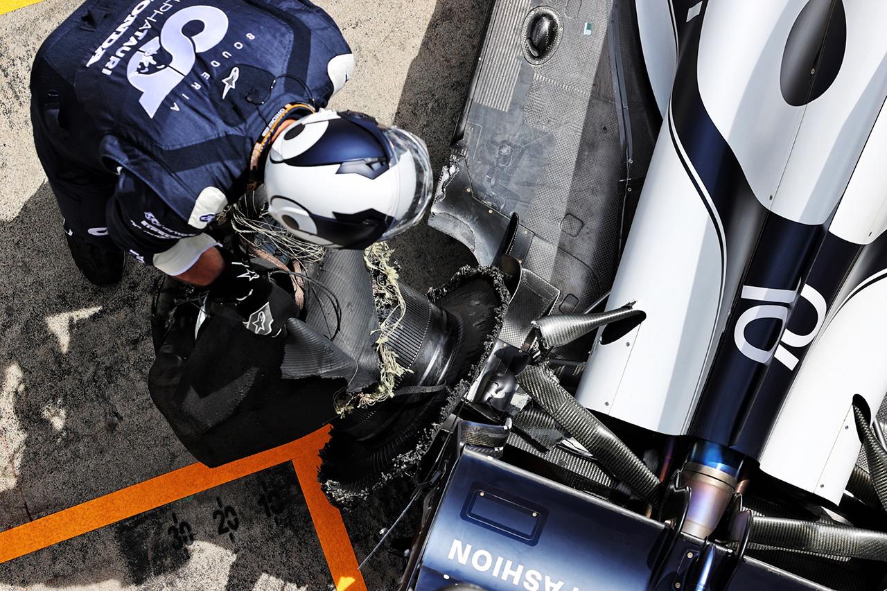 ピエール・ガスリー(アルファタウリ・ホンダ)/  2021年 F1シュタイアーマルクGP