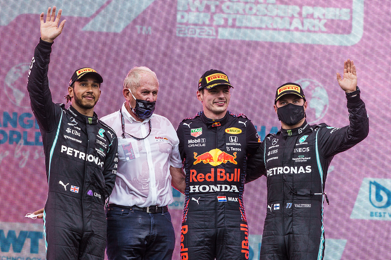 2021年 F1シュタイアーマルクGP 決勝:トップ10 ドライバーコメント