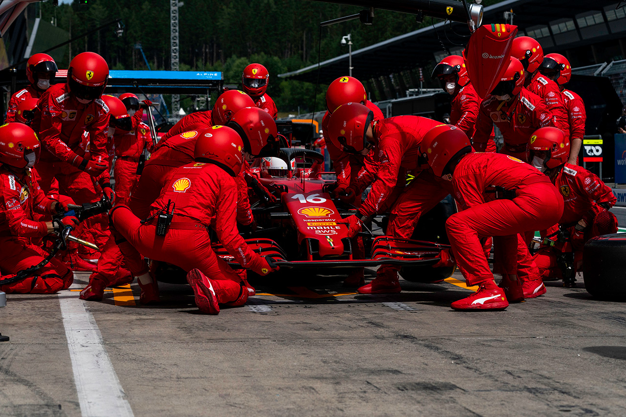 フェラーリF1のシャルル・ルクレール 「ほろ苦い気持ち。さらに良い結果を出せた」 / F1シュタイアーマルクGP 決勝