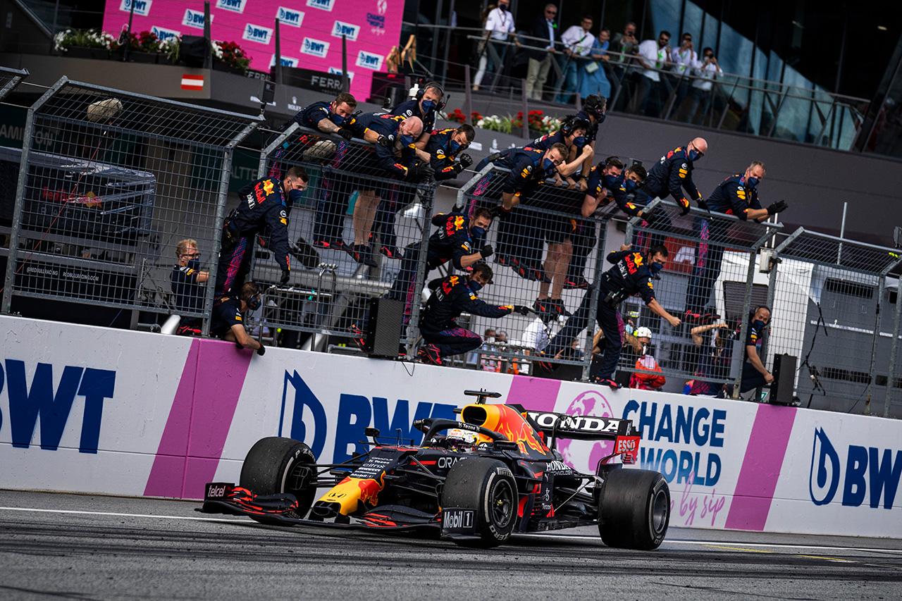 2021年 第8戦 F1シュタイアーマルクGP 決勝:タイヤ戦略解説
