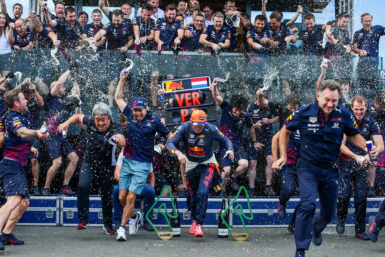 レッドブルF1代表 「ホンダF1との10勝目と4連勝は大きな功績」 / F1シュタイアーマルクGP 決勝