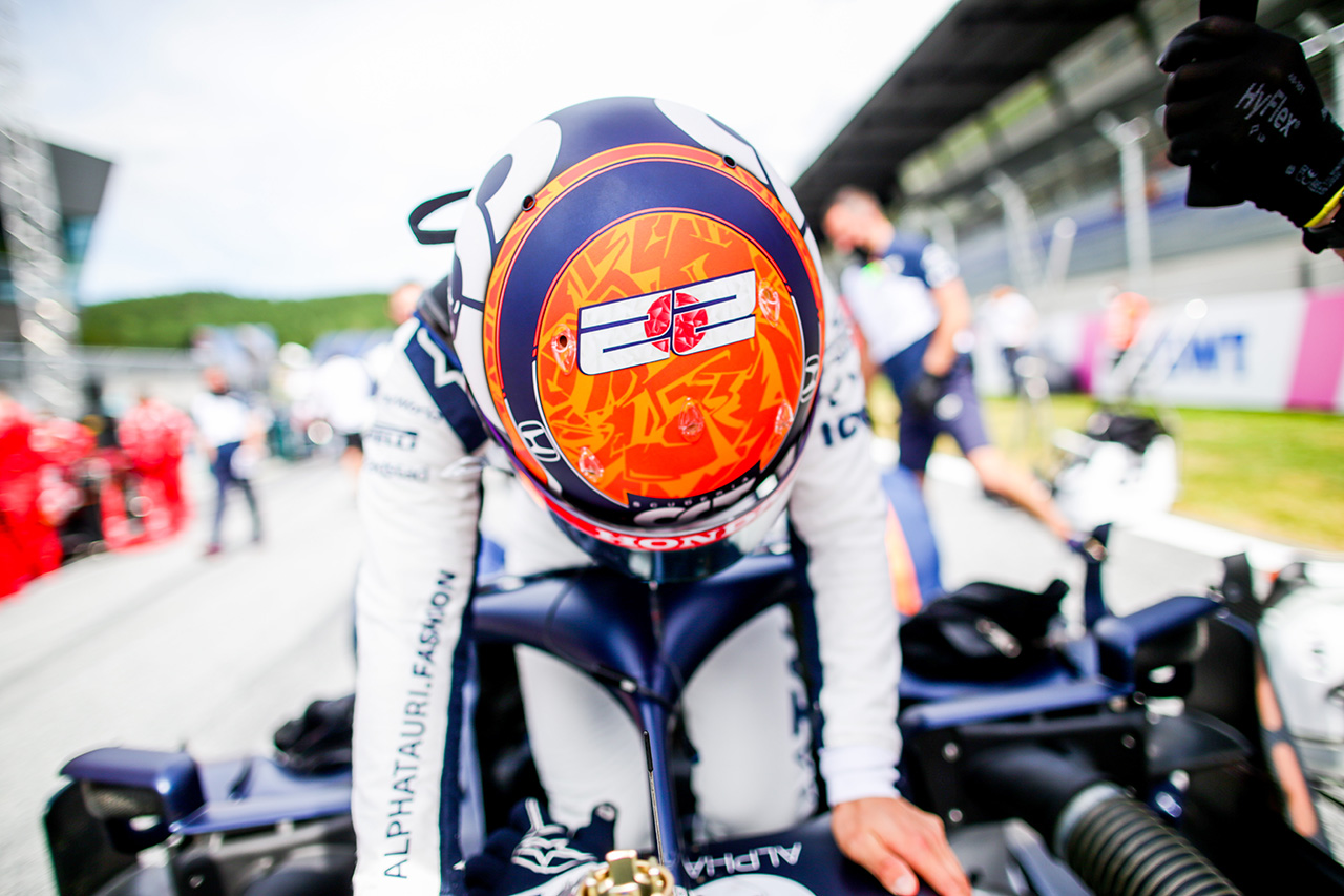 Formula 1 / Yuki Tsunoda