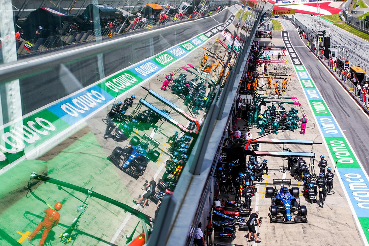2021年 F1シュタイアーマルクGP 決勝:ドライバーコメント(11位~DNF)
