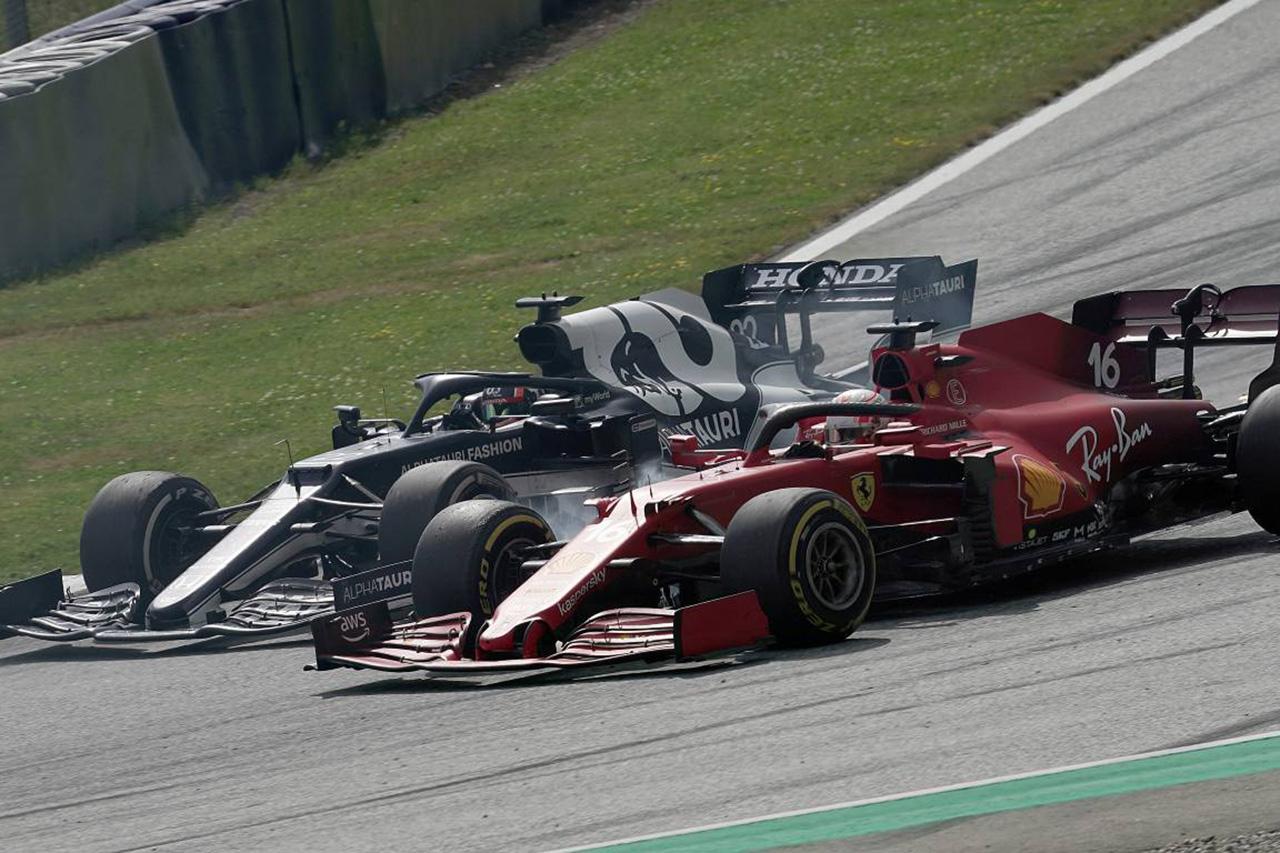 アルファタウリ・ホンダF1の角田裕毅 「コンストラクターズ選手権でフェラーリに挑戦していきたい」