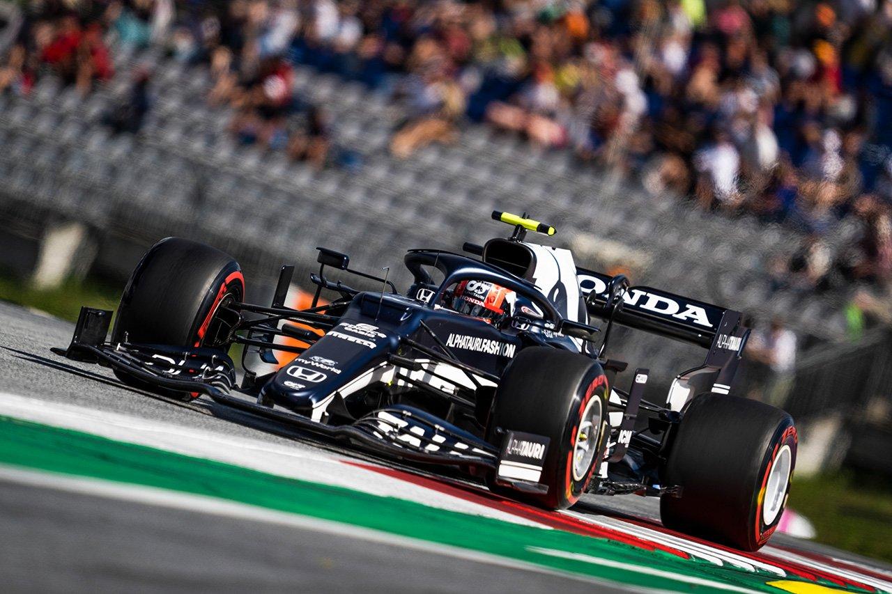 アルファタウリ・ホンダF1 「低速コーナーでの弱点克服が好転の鍵」