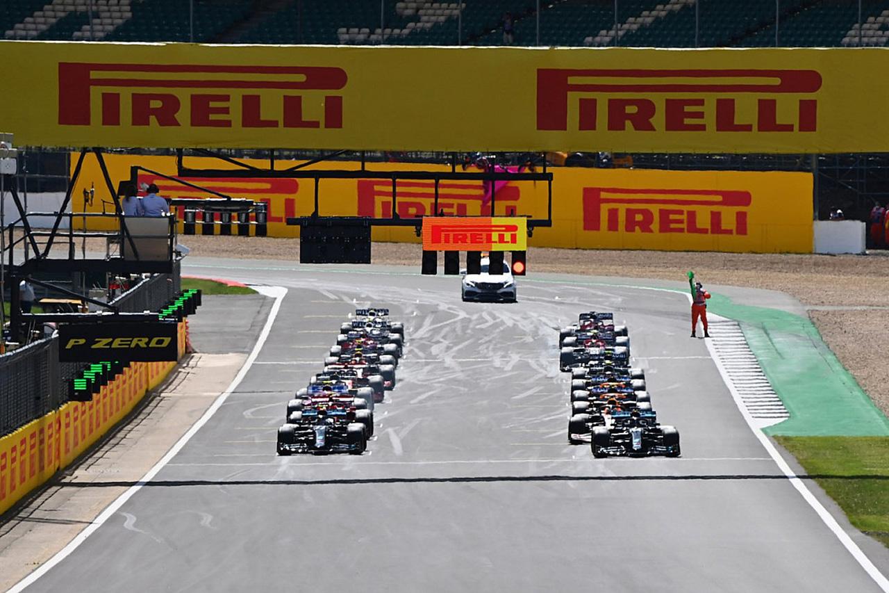 F1:スプリント予選の勝者をポールポジション獲得者として記録