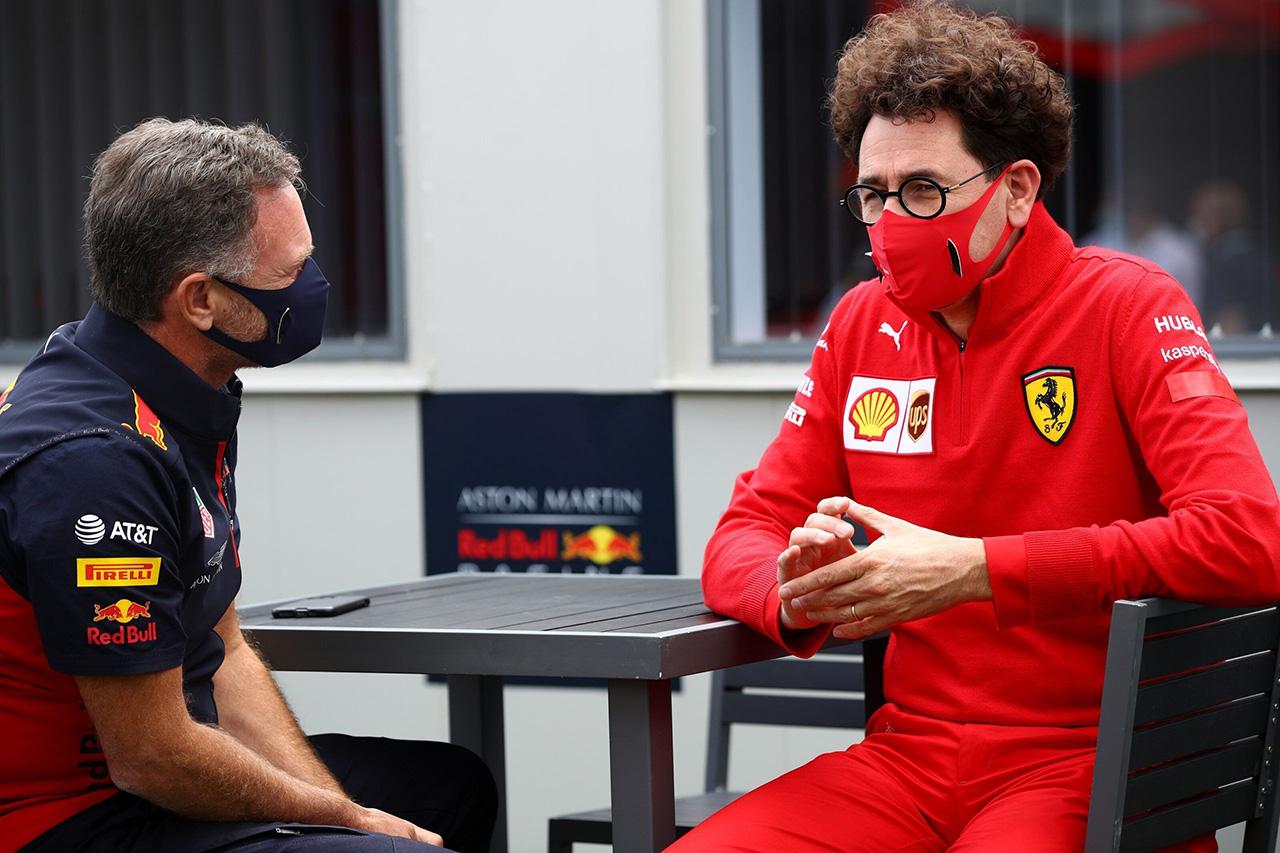 レッドブルF1、ホンダF1撤退決定後にフェラーリとエンジン交渉