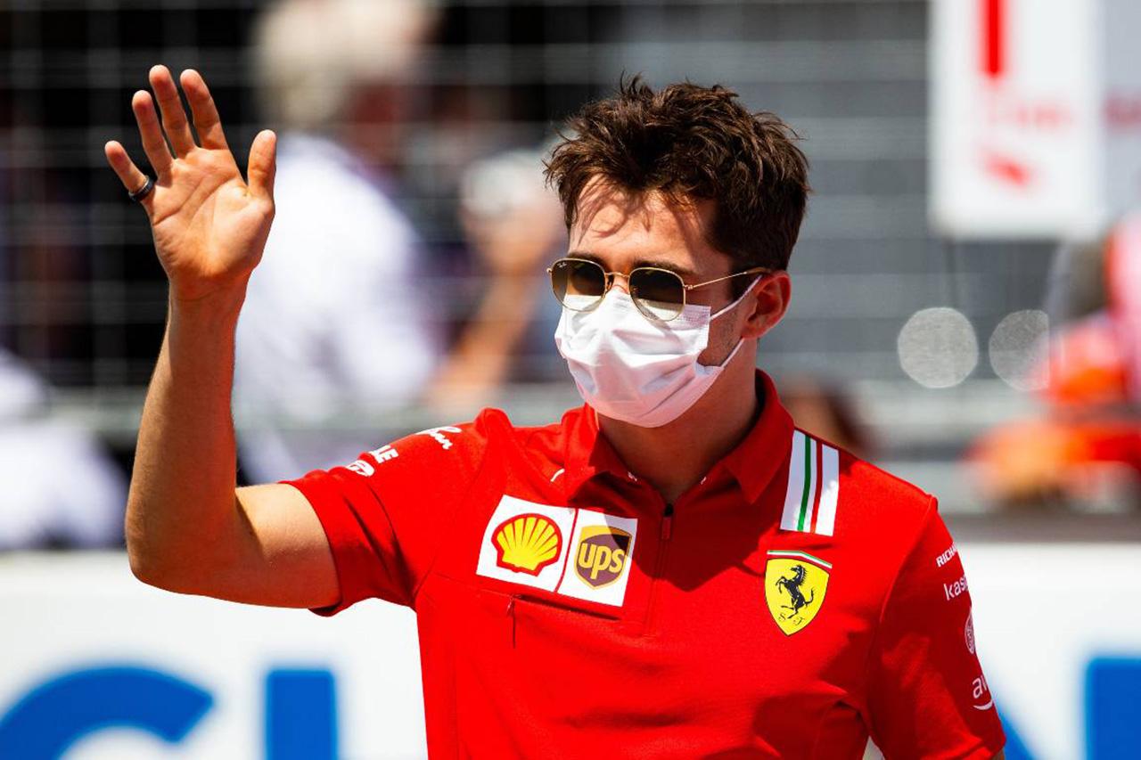 フェラーリF1のシャルル・ルクレール、2022年F1マシンでシム作業「非常に異なる」