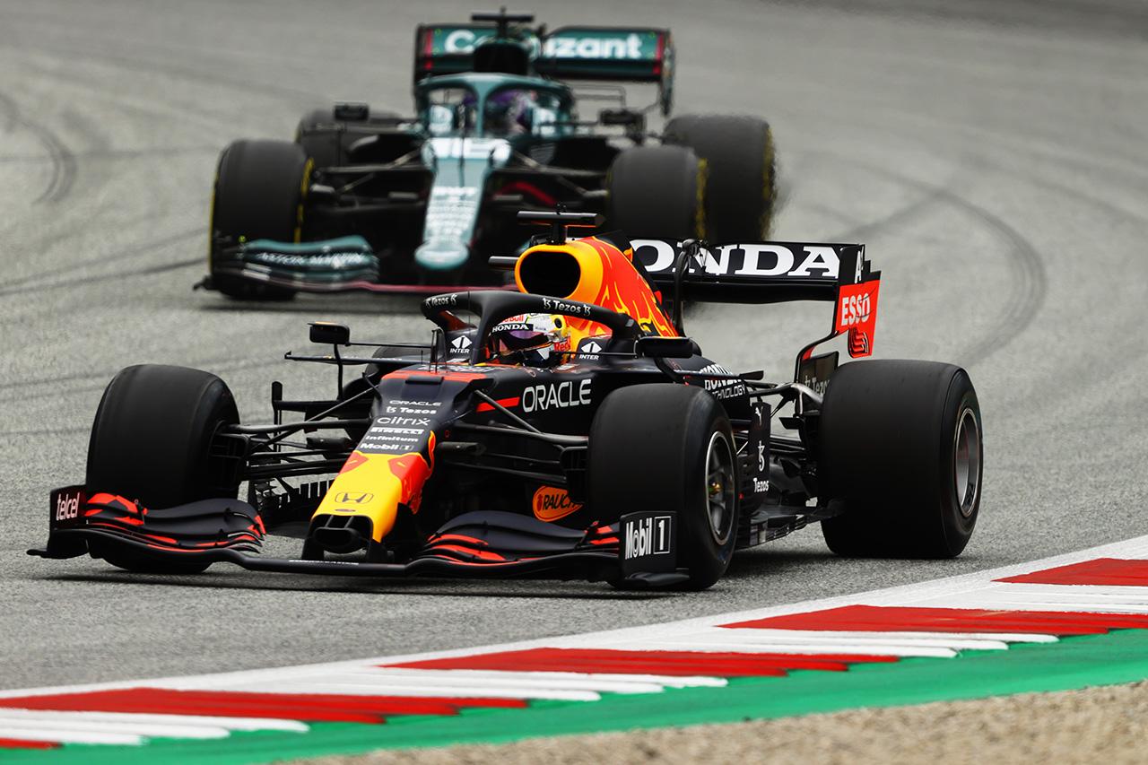 【速報】 F1オーストリアGP FP2 結果:マックス・フェルスタッペンは3番手。角田裕毅は6番手