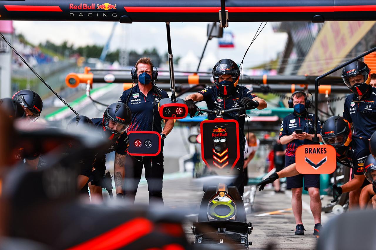 F1オーストリアGP フリー走行2回目:速報ツイート&Twitch配信