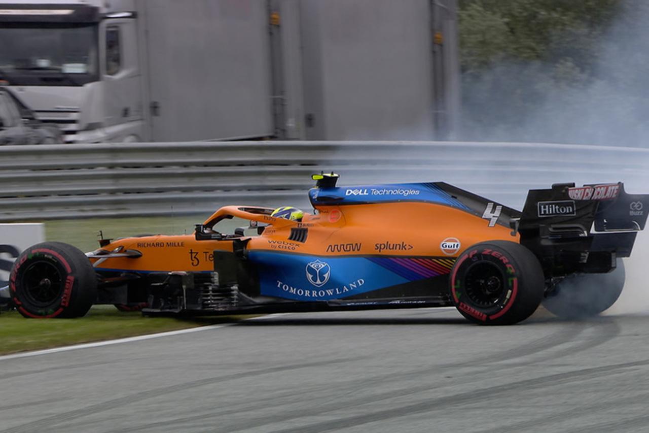 【動画】 2021年 F1オーストリアGP フリー走行2回目 ハイライト