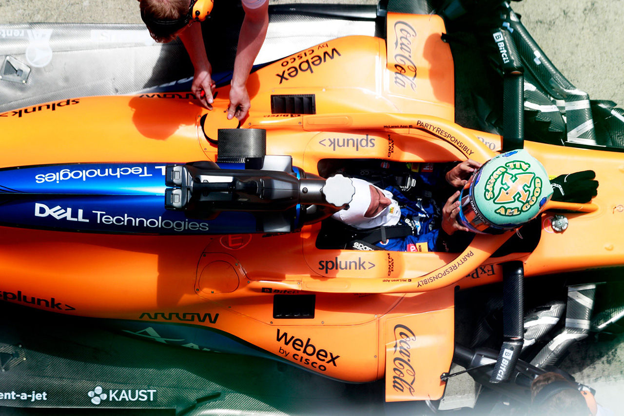 マクラーレンF1 「タイムシート上よりも実際のペースはいい」 / F1オーストリアGP 金曜フリー走行