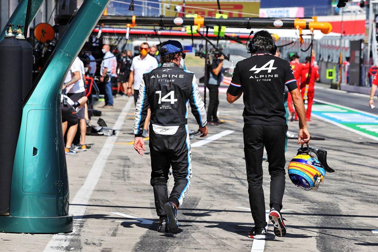 フェルナンド・アロンソ、ベッテルへの怒り収まらず「ペナルティは不十分」 / F1オーストリアGP 予選