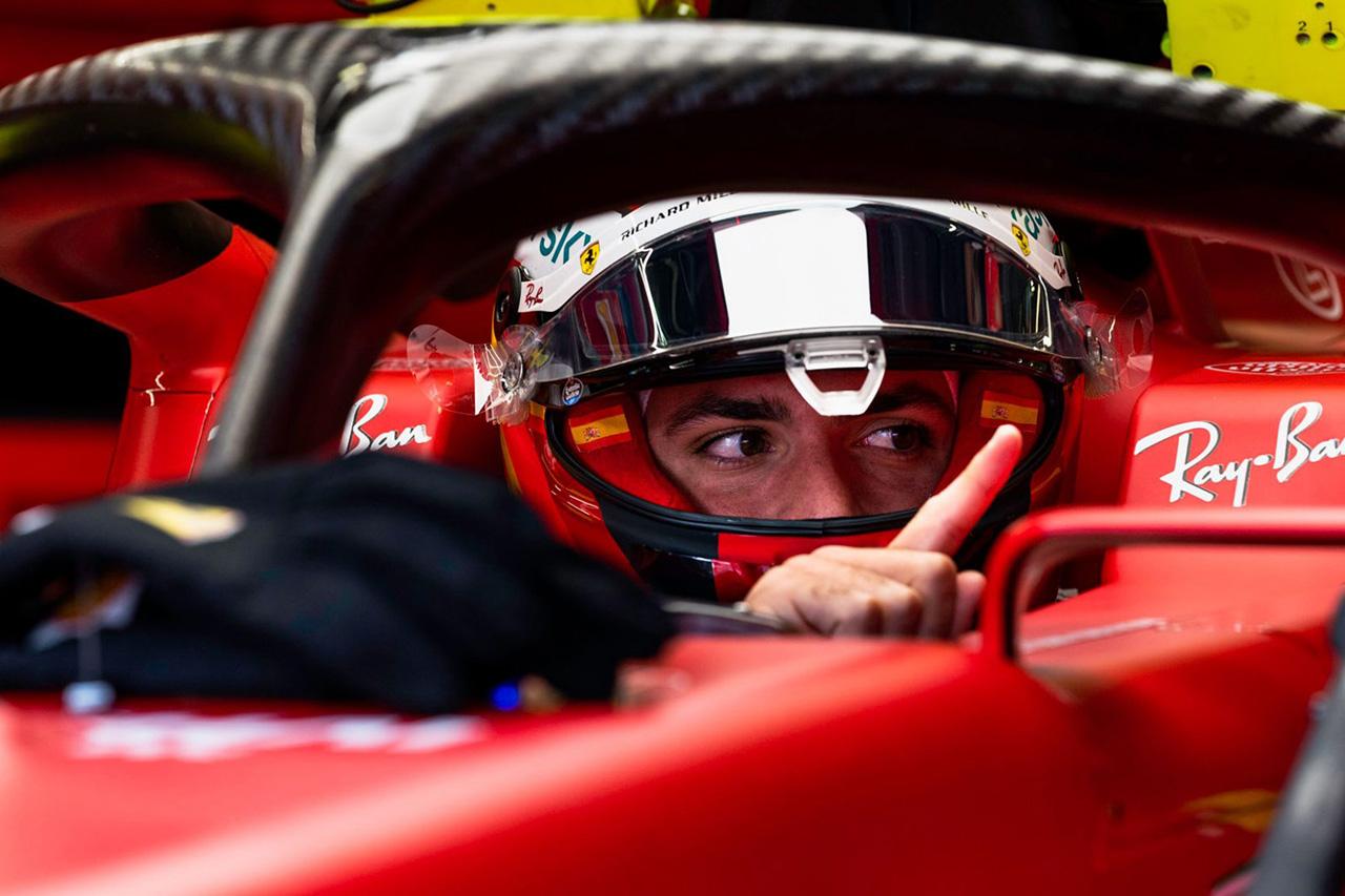 フェラーリF1のカルロス・サインツ「予選ではウィリアムズの方が速かった」 / F1オーストリアGP 予選