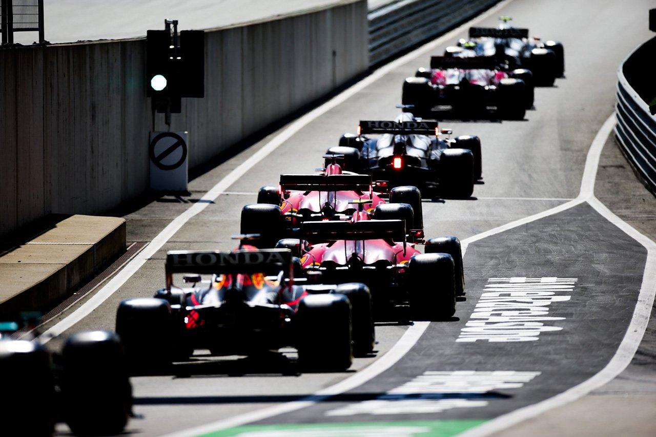 2021年 F1オーストリアGP 予選:ドライバーコメント(11番手~20番手)