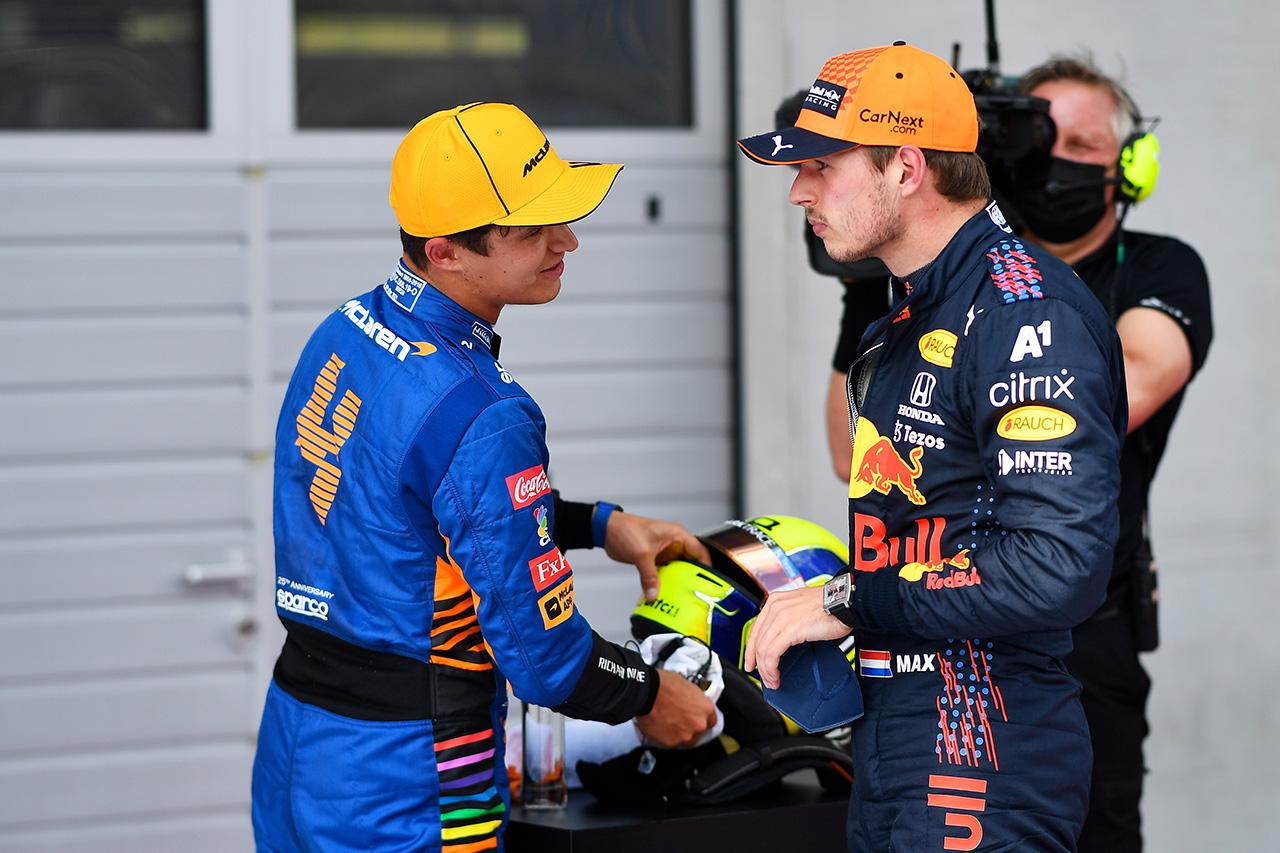 2021年 F1オーストリアGP 予選:トップ10 ドライバーコメント