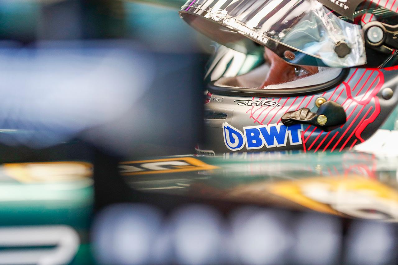 セバスチャン・ベッテル 「アロンソに申し訳ない。避けられなかった」 / F1オーストリアGP 予選