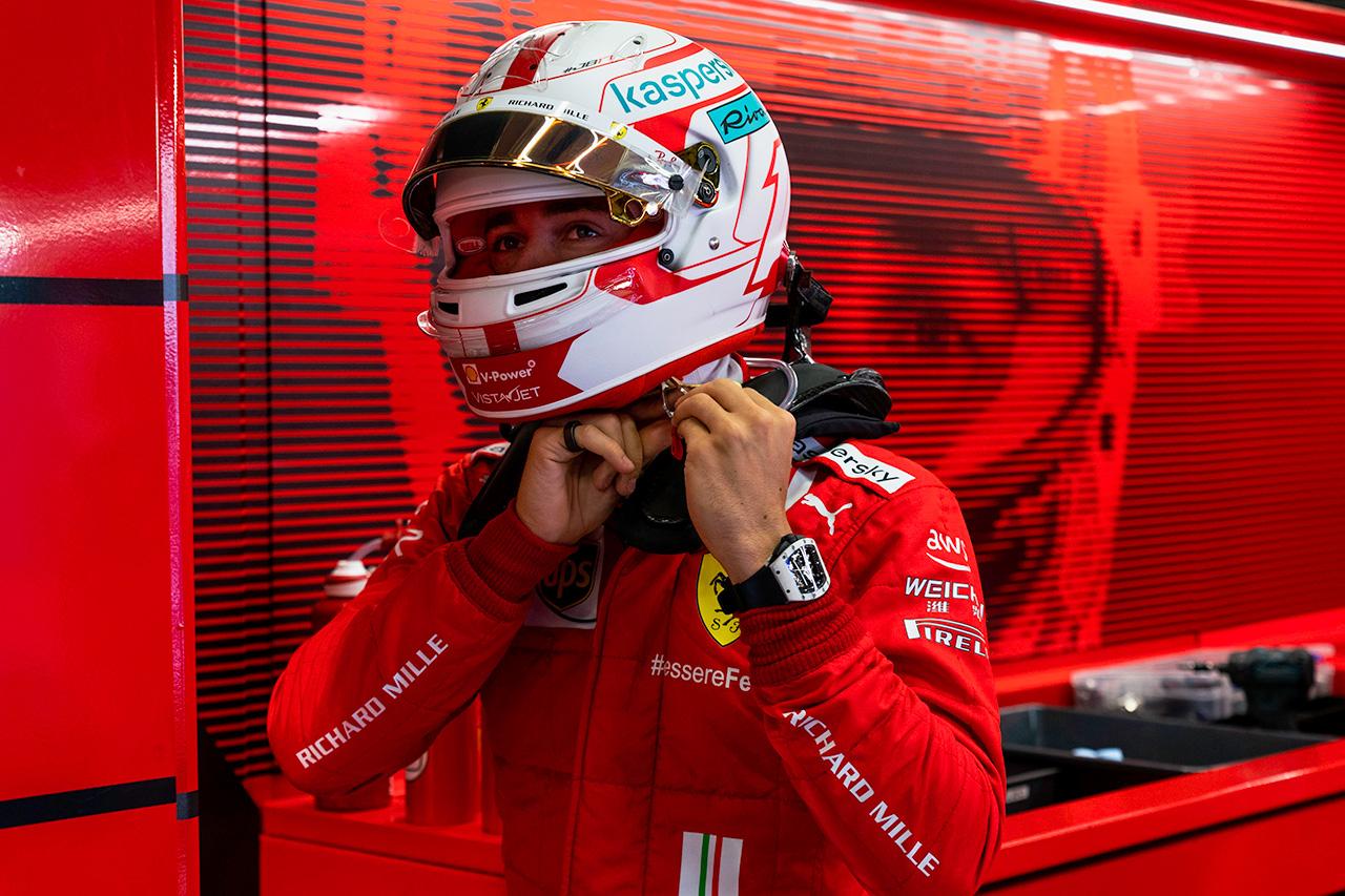 フェラーリF1のシャルル・ルクレール、Q2敗退は「戦略プラン通り」 / F1オーストリアGP 予選