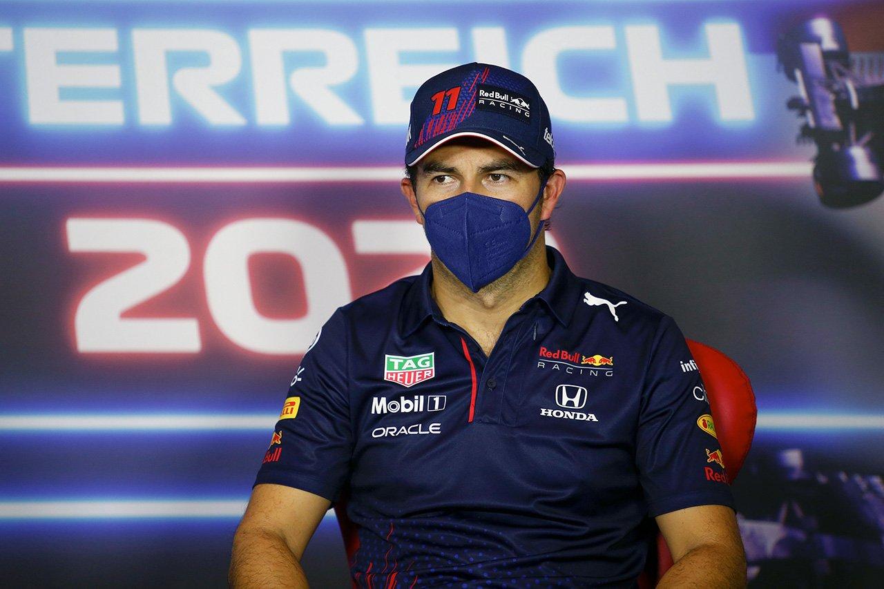 セルジオ・ペレス(レッドブル・ホンダ) / 2021年 F1オーストリアGP 予選