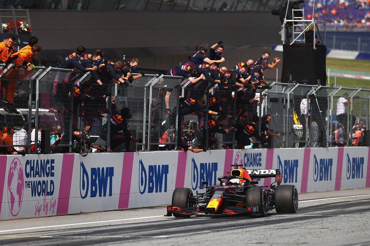 【動画】 2021年 F1オーストリアGP 決勝 ハイライト