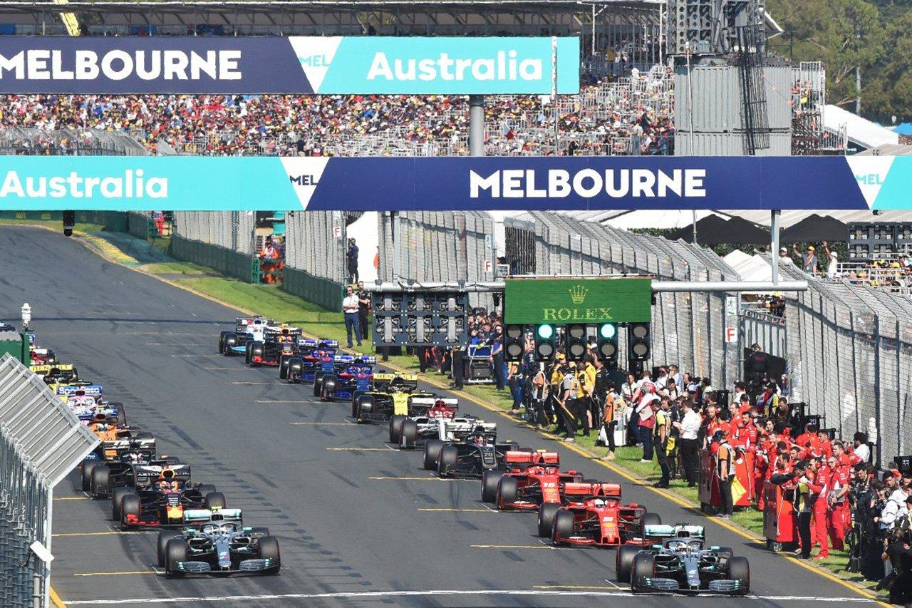 F1オーストラリアGP、2022年の中止を正式発表…MotoGPも中止