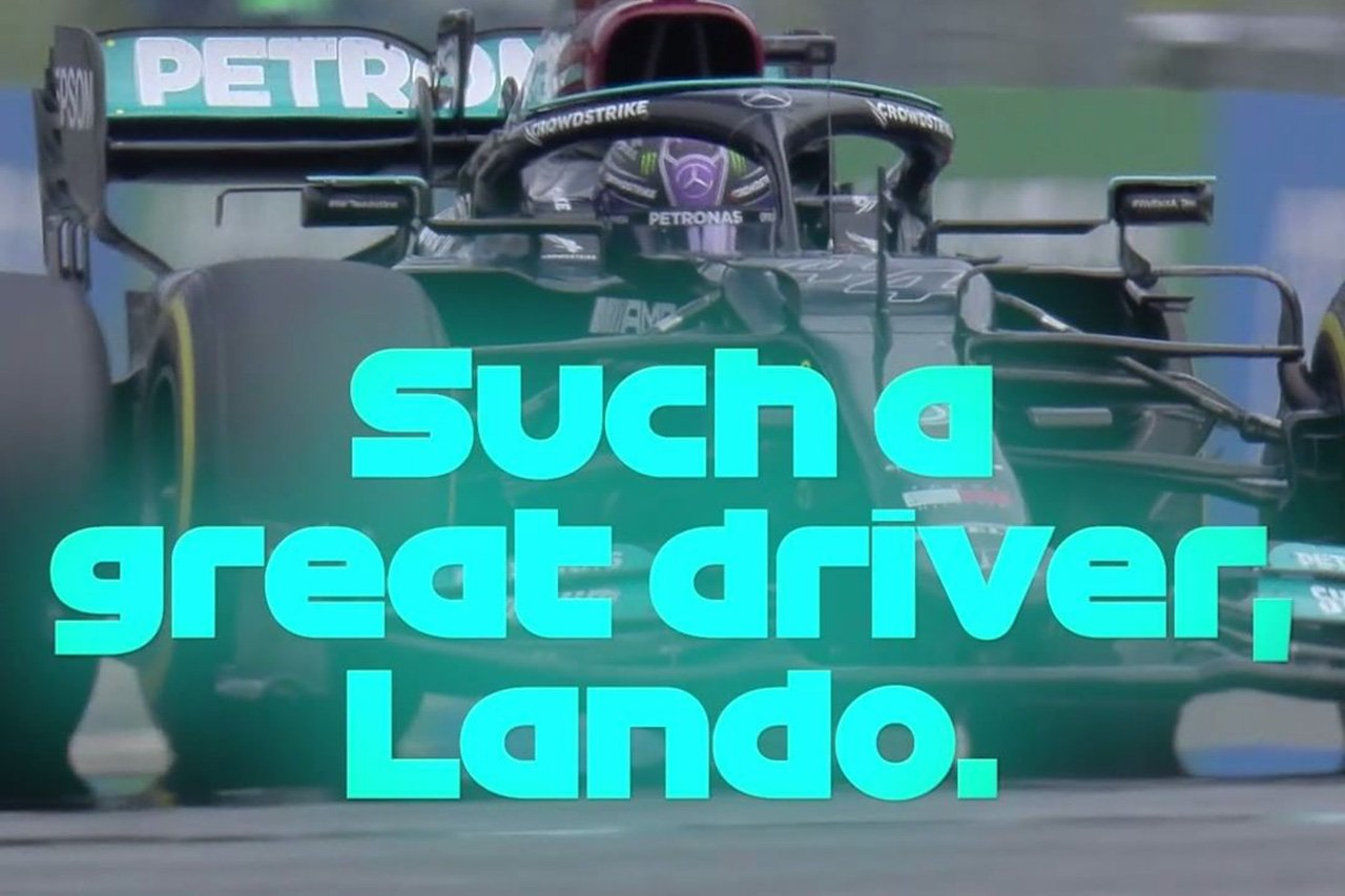 F1第9戦無線:ハミルトン 『ランドは本当に素晴らしいドライバー』