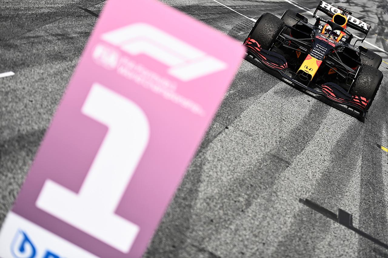 ホンダF1:2021年 第9戦 F1オーストリアGP 決勝レポート