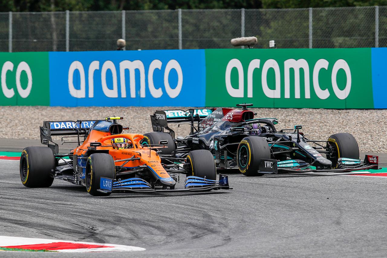 メルセデスF1、エンジンカスタマーのマクラーレンのペースに驚き