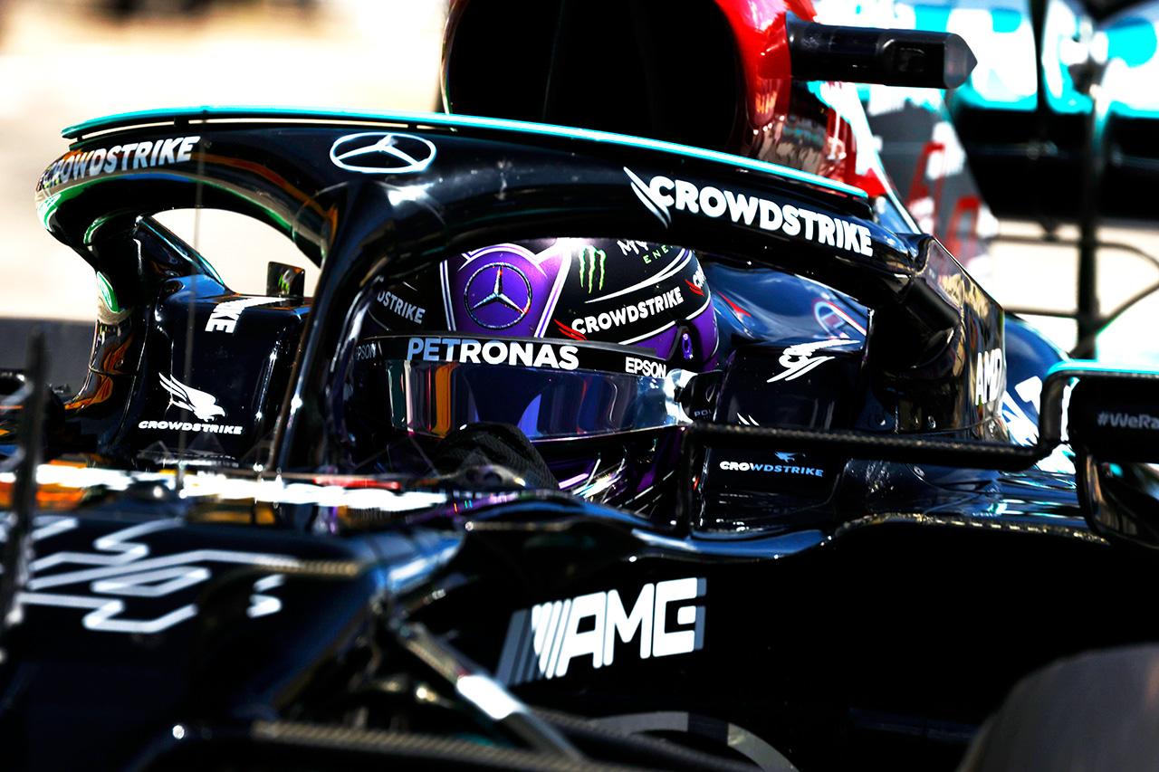 メルセデスF1のルイス・ハミルトン 「最終アップグレードは十分ではないかもしれない」