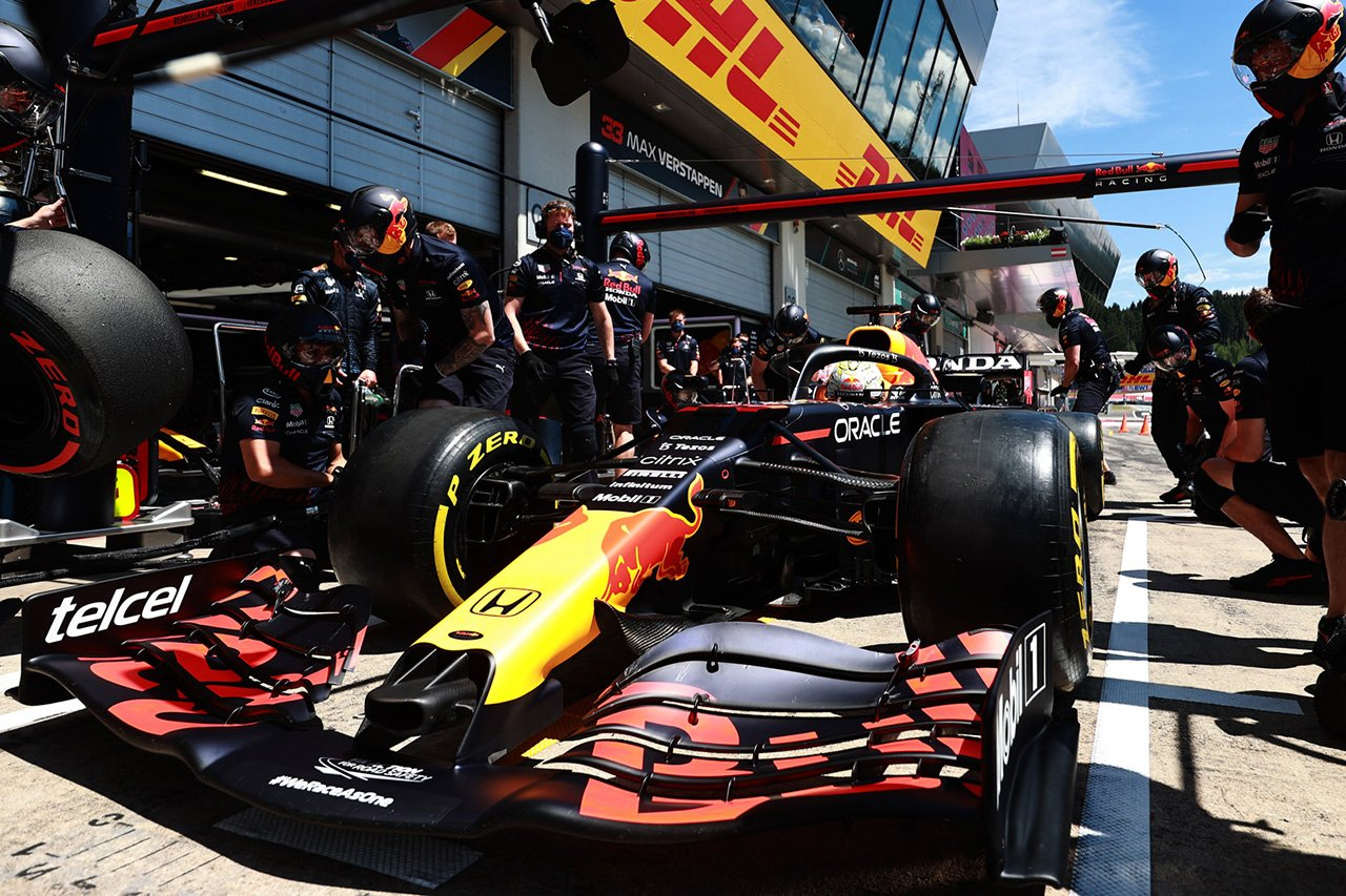 F1マシン解説:レッドブル・ホンダ RB16Bの圧勝を支えた新型フロントウイング / F1オーストリアGP