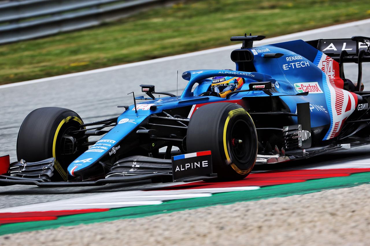 フェルナンド・アロンソ 「トラックリミットを守った自分は馬鹿らしい」 / F1オーストリアGP