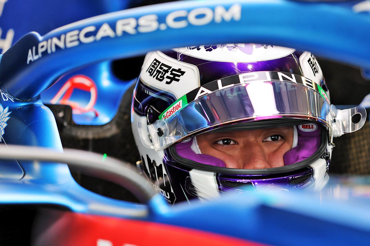周冠宇(Guanyu Zhou) / 2021年 F1オーストリアGP