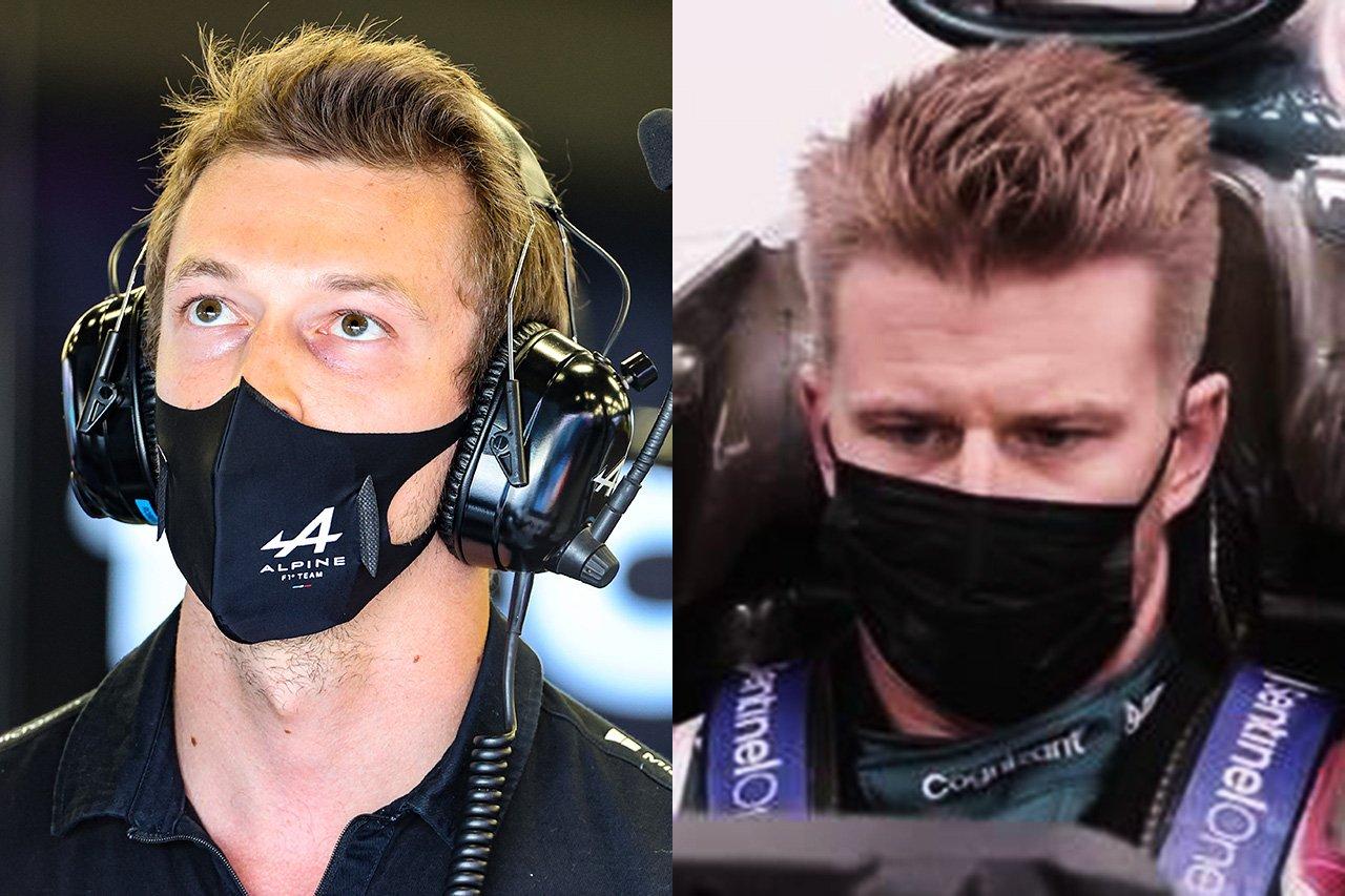 ウィリアムズF1のドライバー候補にヒュルケンベルグやクビアト