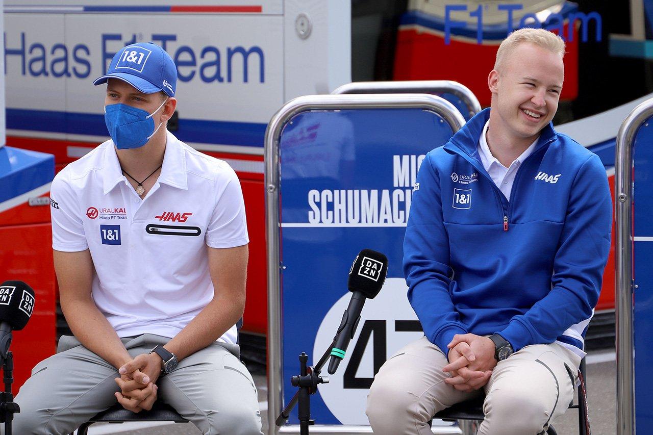 「ニキータ・マゼピンはF1でミック・シューマッハの理想的な僚友ではない」とニコ・ヒュルケンベルグ