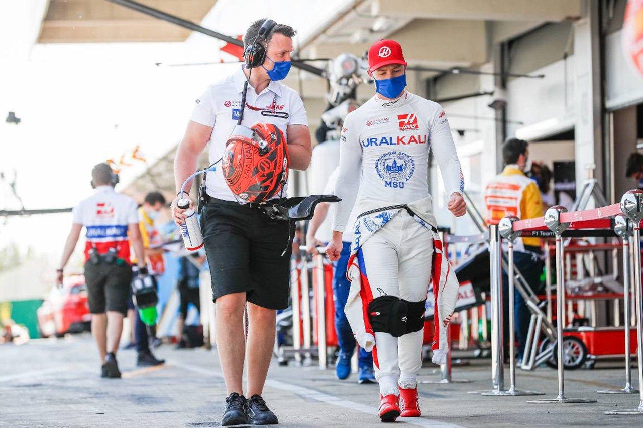 ハースF1のニキータ・マゼピン 「F1の技術面は予想以上に複雑」