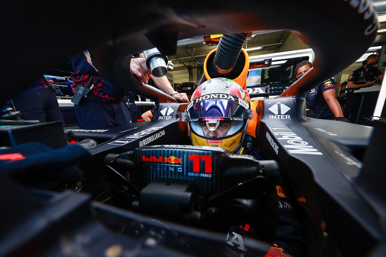 レッドブル・ホンダF1のセルジオ・ペレス 「RB16Bで独自のセットアップを試し始めている」