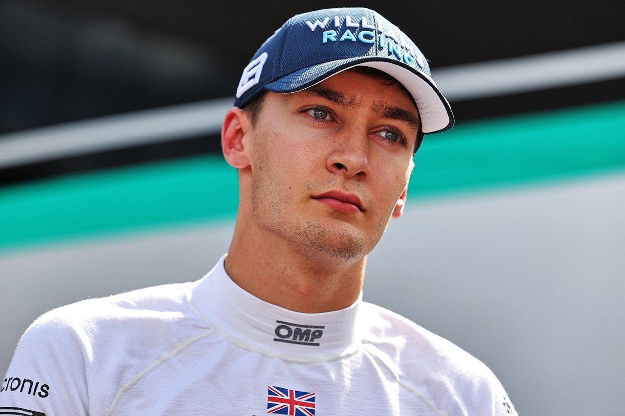 ジョージ・ラッセル、F1イギリスGPでのメルセデスF1との契約発表を否定