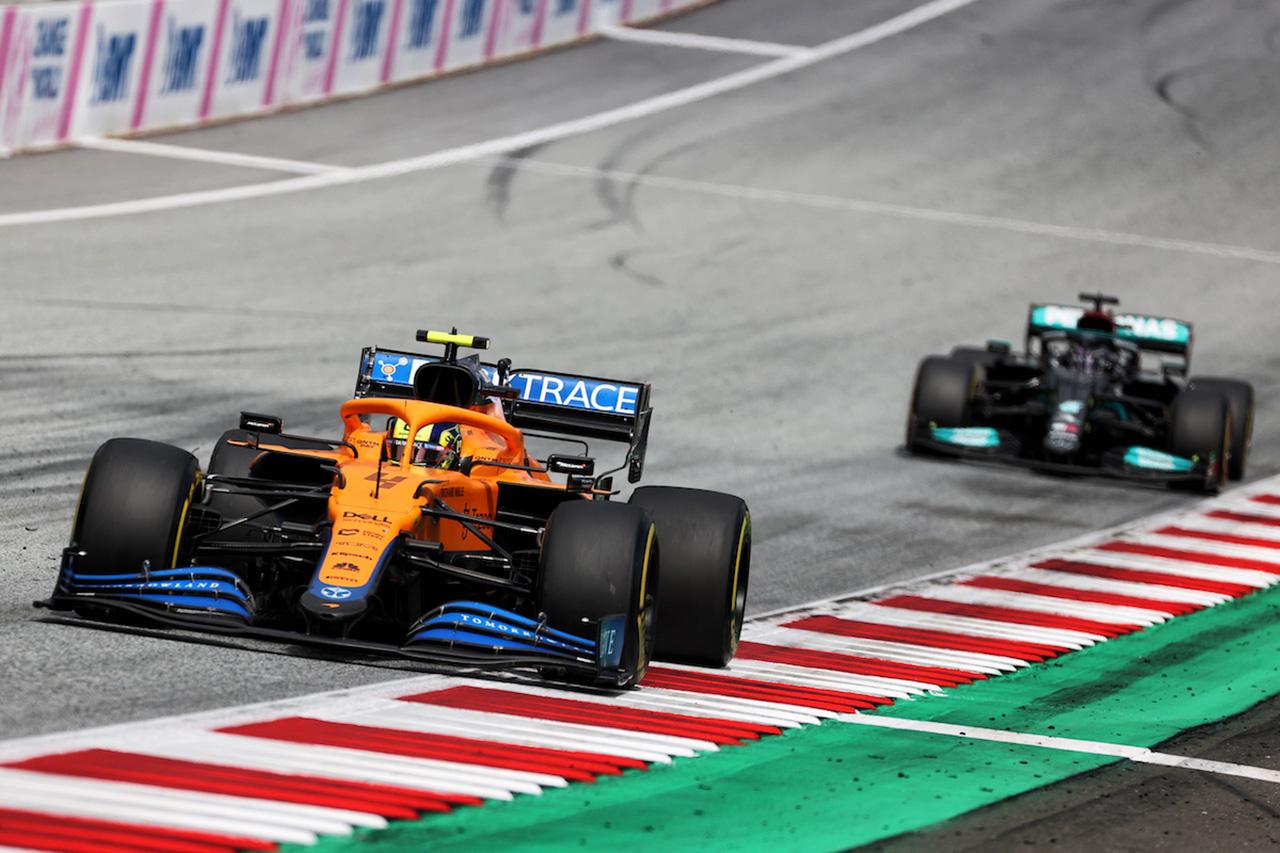 マクラーレンF1代表 「F1イギリスGPの見通しについては現実的」