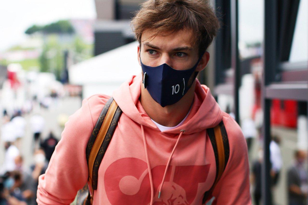 ピエール・ガスリー 「スプリント予選はベースセットアップがより重要」 / アルファタウリ・ホンダ F1イギリスGP プレビュー